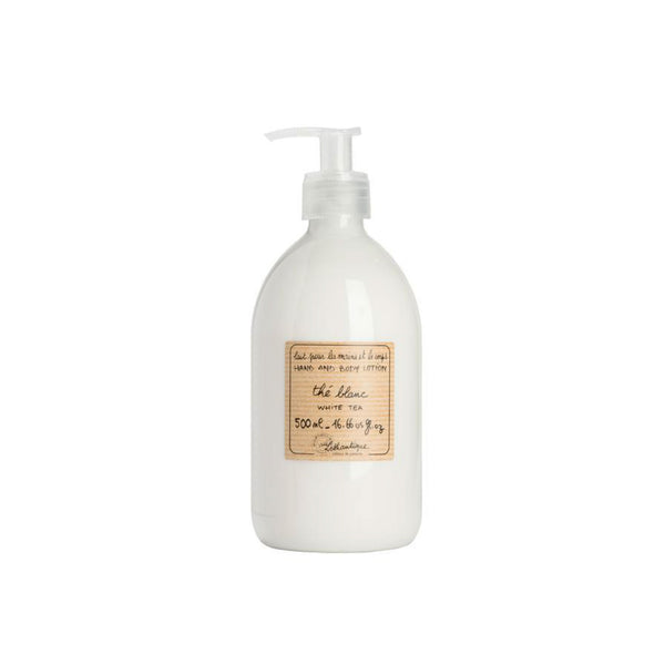 Liquid Hand Lotion - White Tea