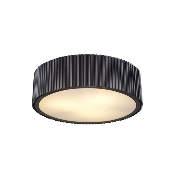 Logan 3-Light Flush Mount