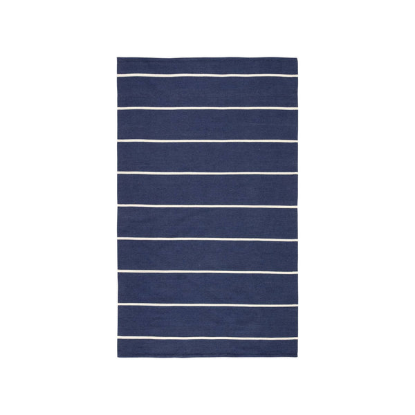 Lorelai Rug in Navy and White