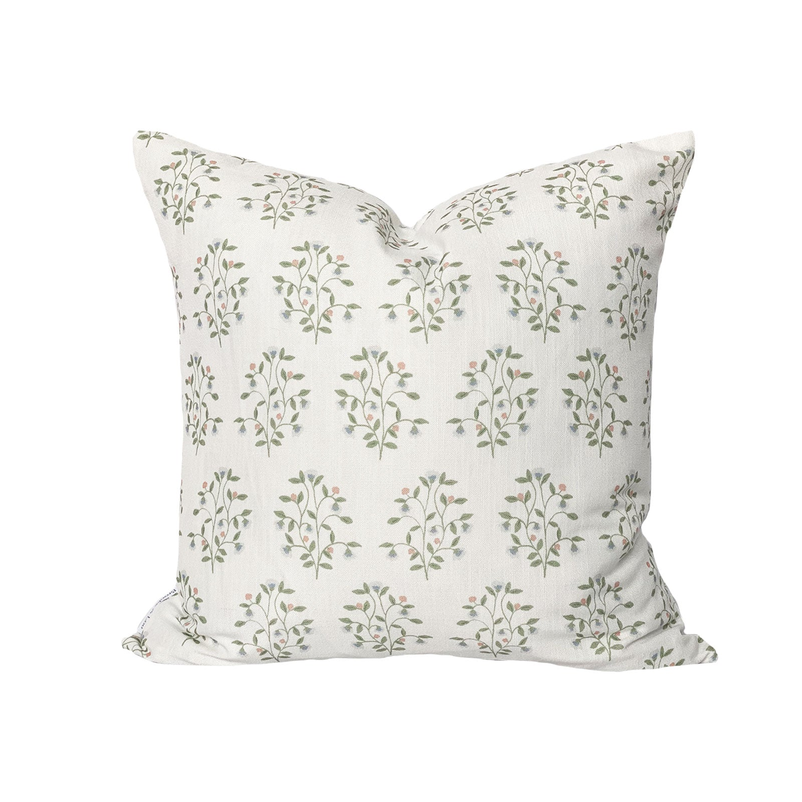 Lucille Floral Pillow