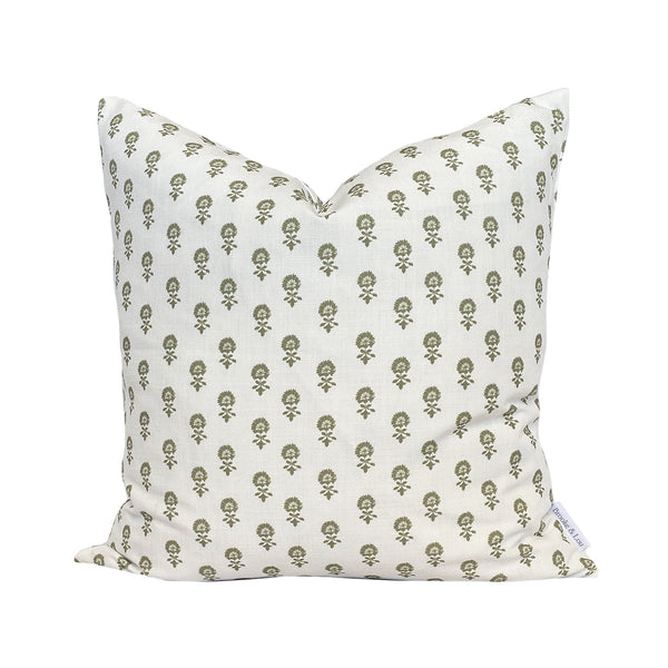 Lyla Pillow in Olive