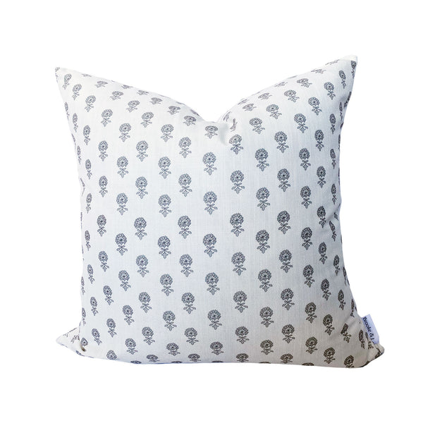 Lyla Pillow in Stone Grey