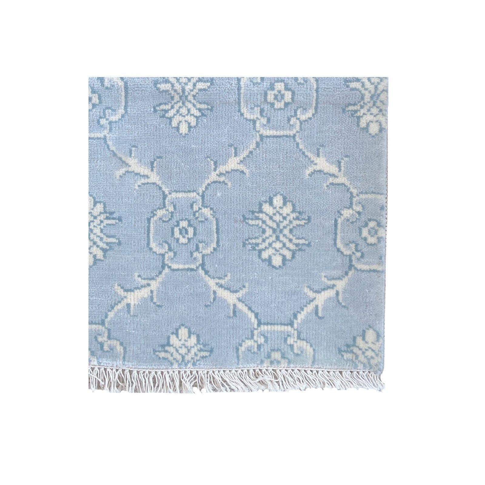 Maribelle Rug in Blue Sample