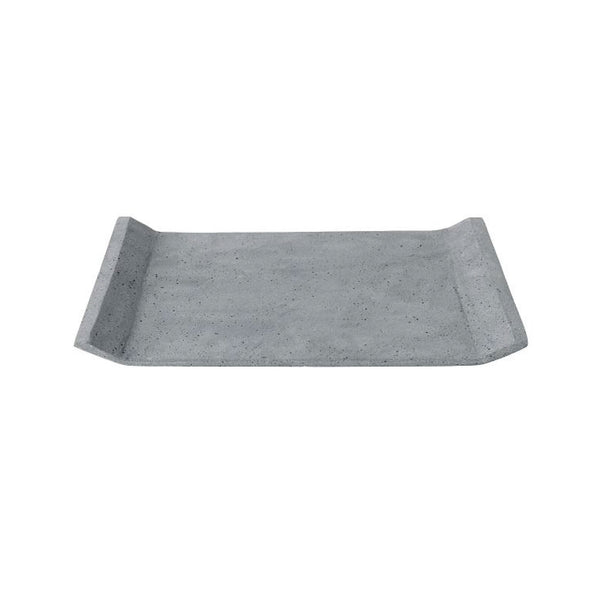 Moon Tray in Dark Grey - Medium