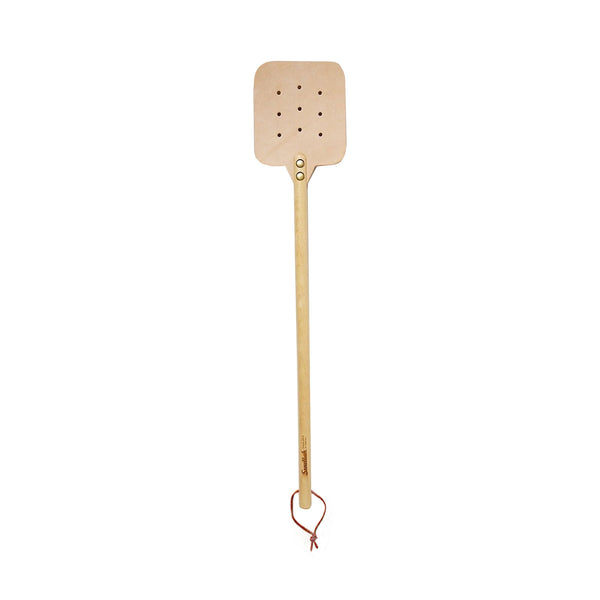 Natural Leather Fly Swatter