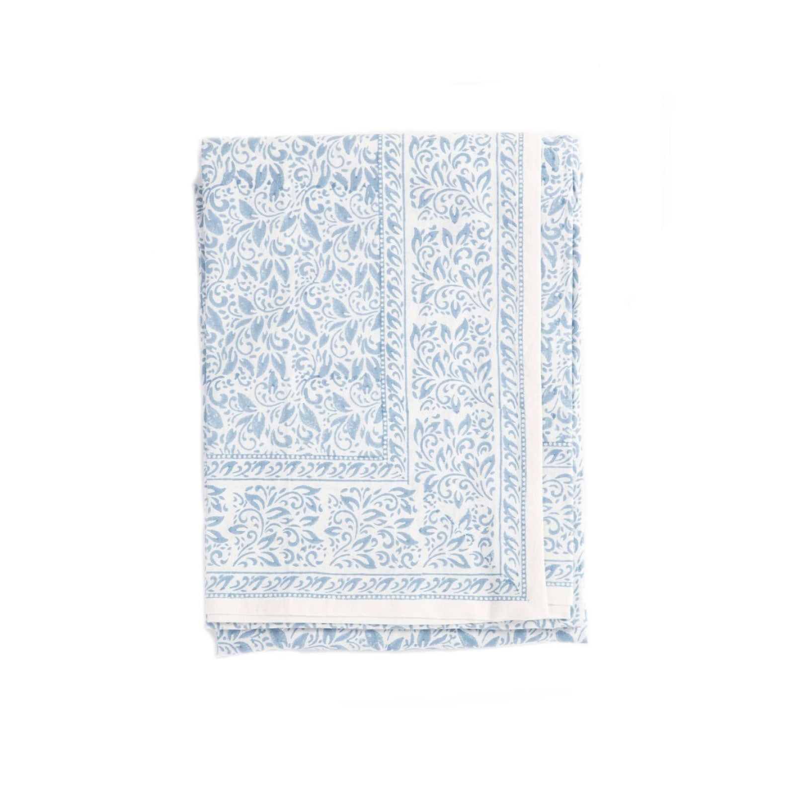 Nira Tablecloth in Blue