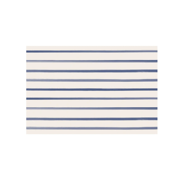 Navy Stripe Placemats