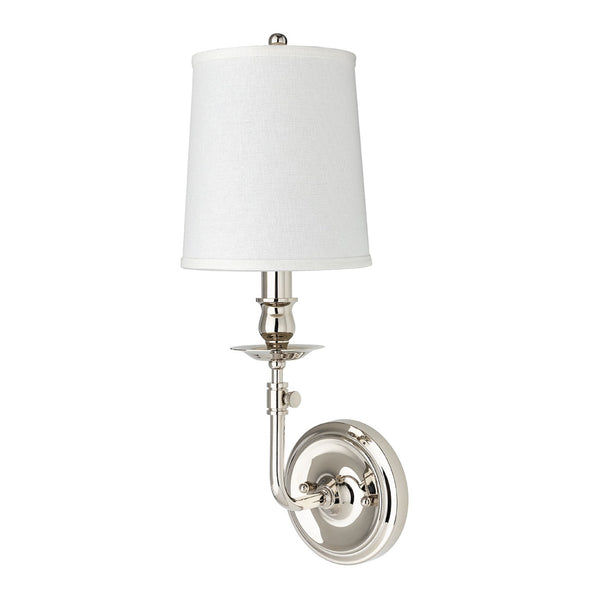 Paulin Sconce in Nickel