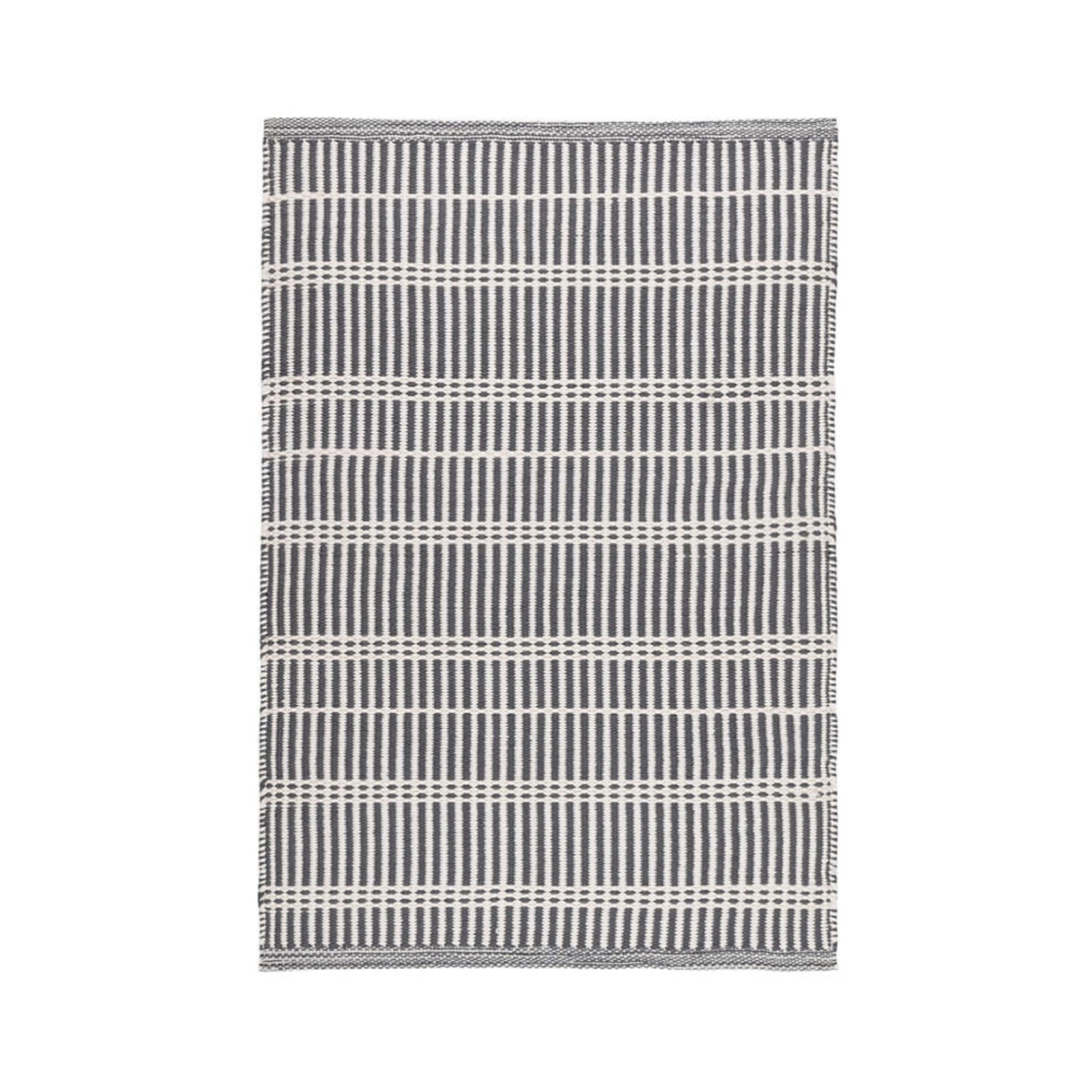 Ramon Stripe Indoor/Outdoor Rug in Shale