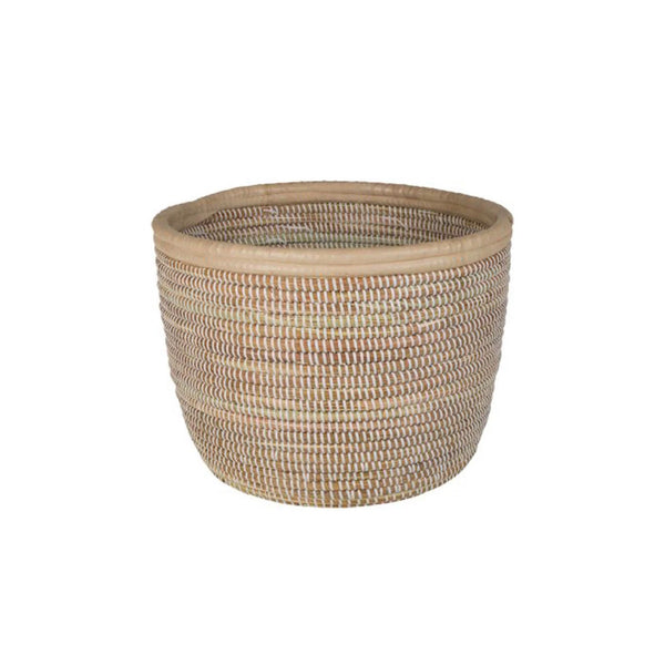 Reeded Basket