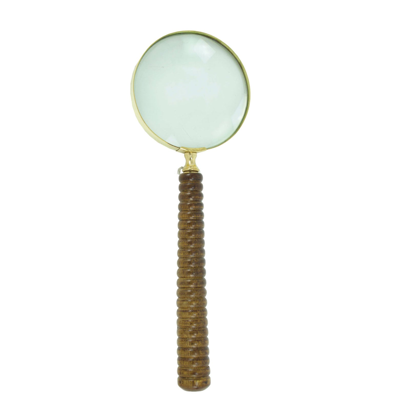 Reeded Magnifying Glass