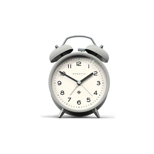 Rise and Shine Alarm Clock in Stone Grey