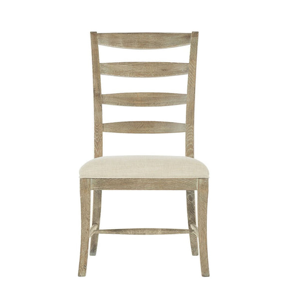 Ladder Back Dining Chair in Natural Oak