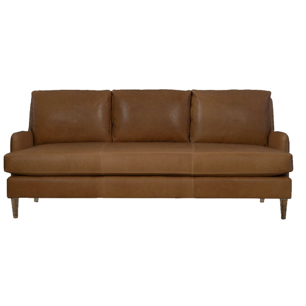 Santa Monica Leather Sofa