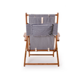 Seaside Beach Chair in Navy