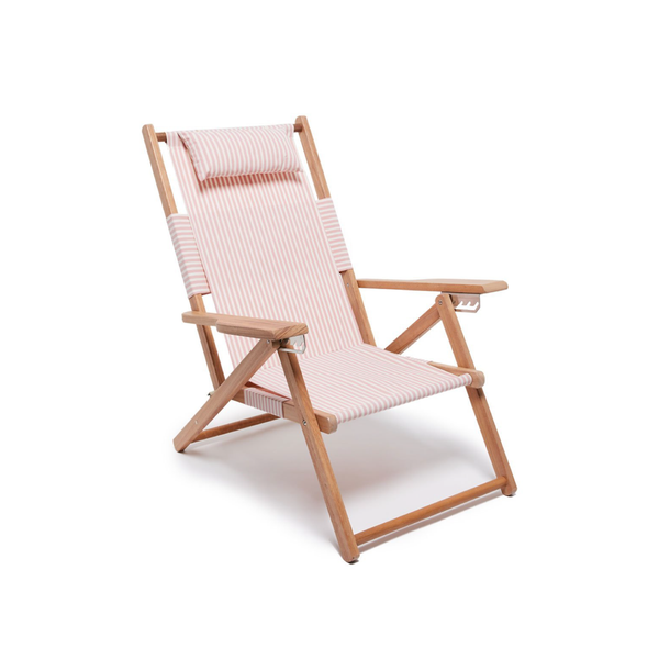 Seaside Beach Chair in Pink