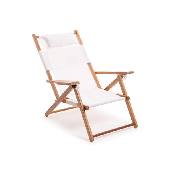 Seaside Beach Chair in White