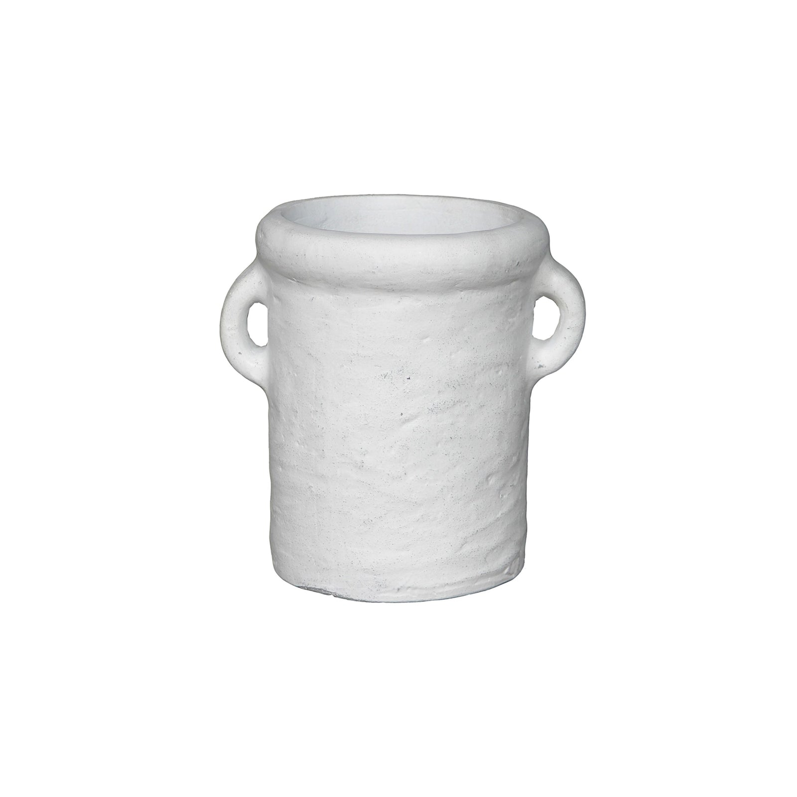 Small Williamson Pot in White