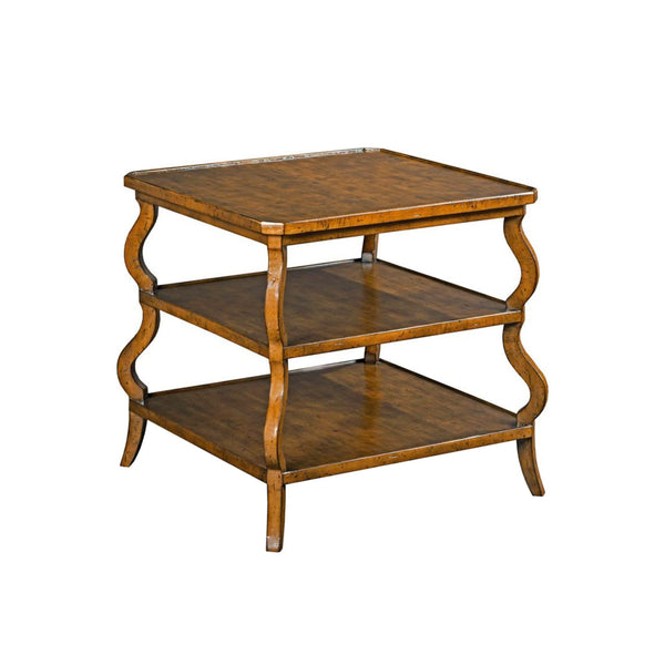 Abiline Tiered Side Table