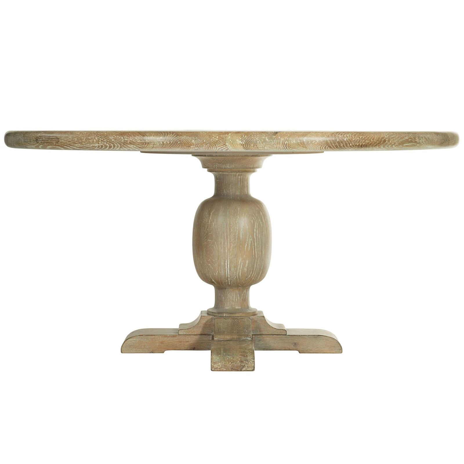 Sorsa Round Dining Table in Natural Oak