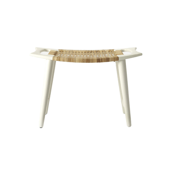 Tilly Bench in White