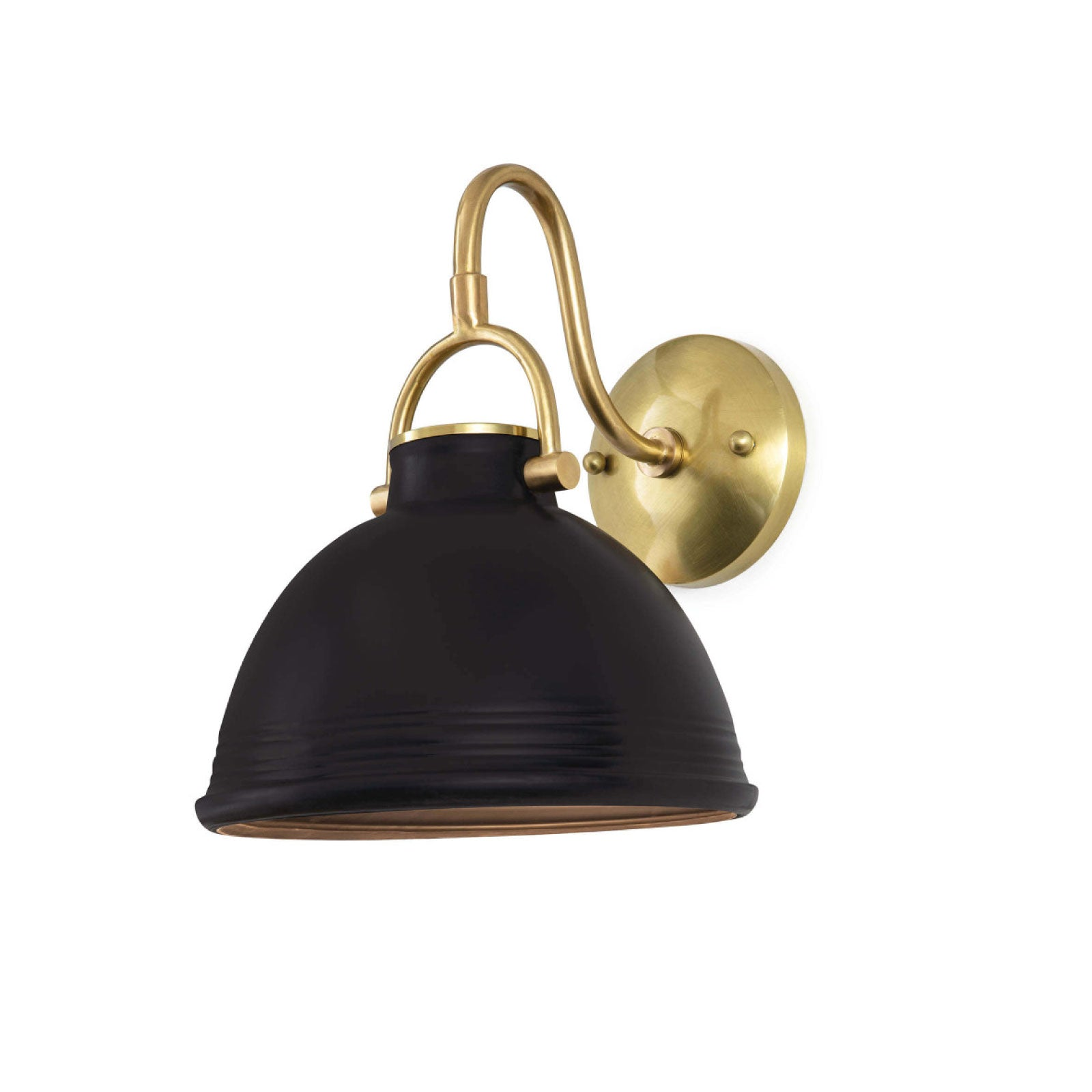 Tucci Sconce in Black