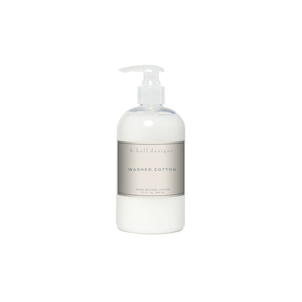 Shea Butter Lotion - Washed Cotton