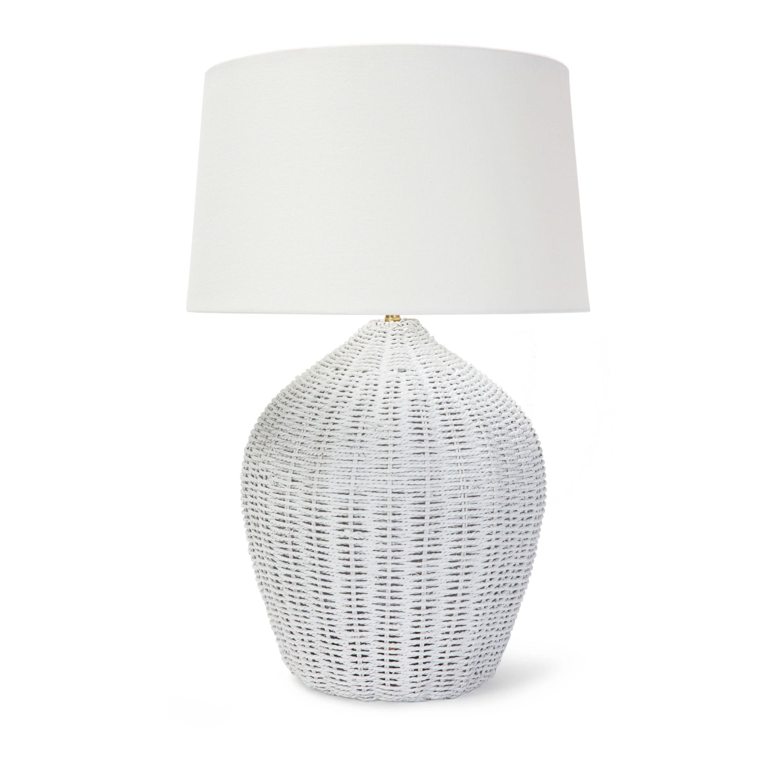 Westchester Lamp in White