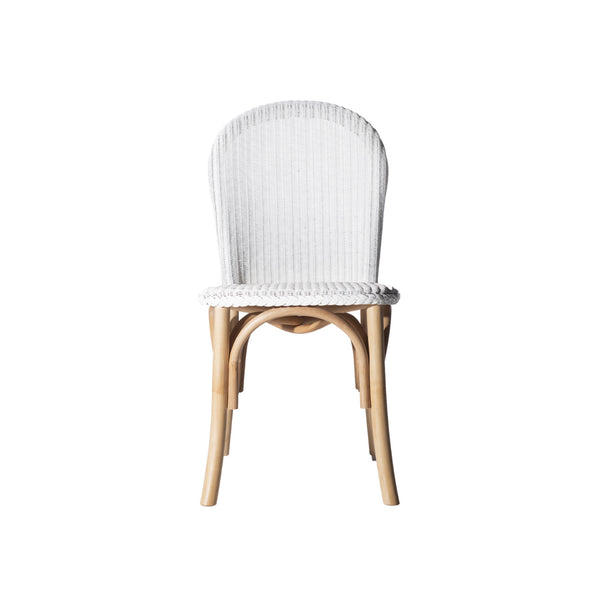 Draper Chair in White