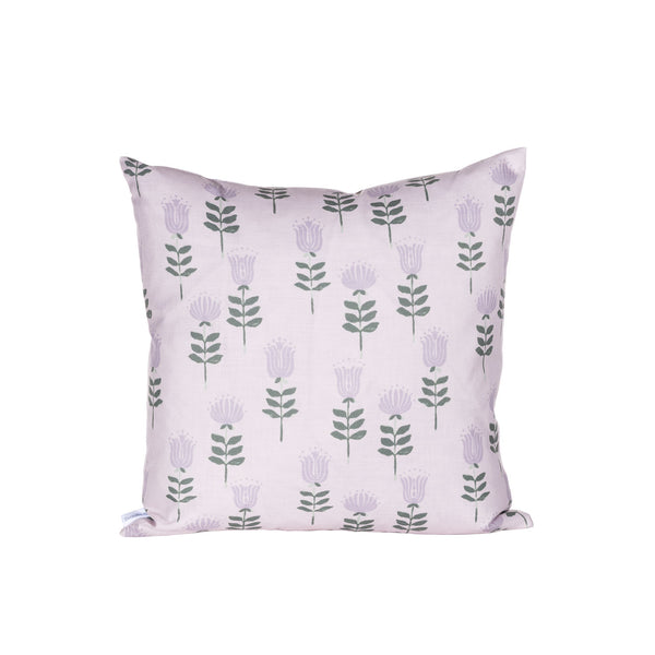 Willa Pillow in Crystal Pink