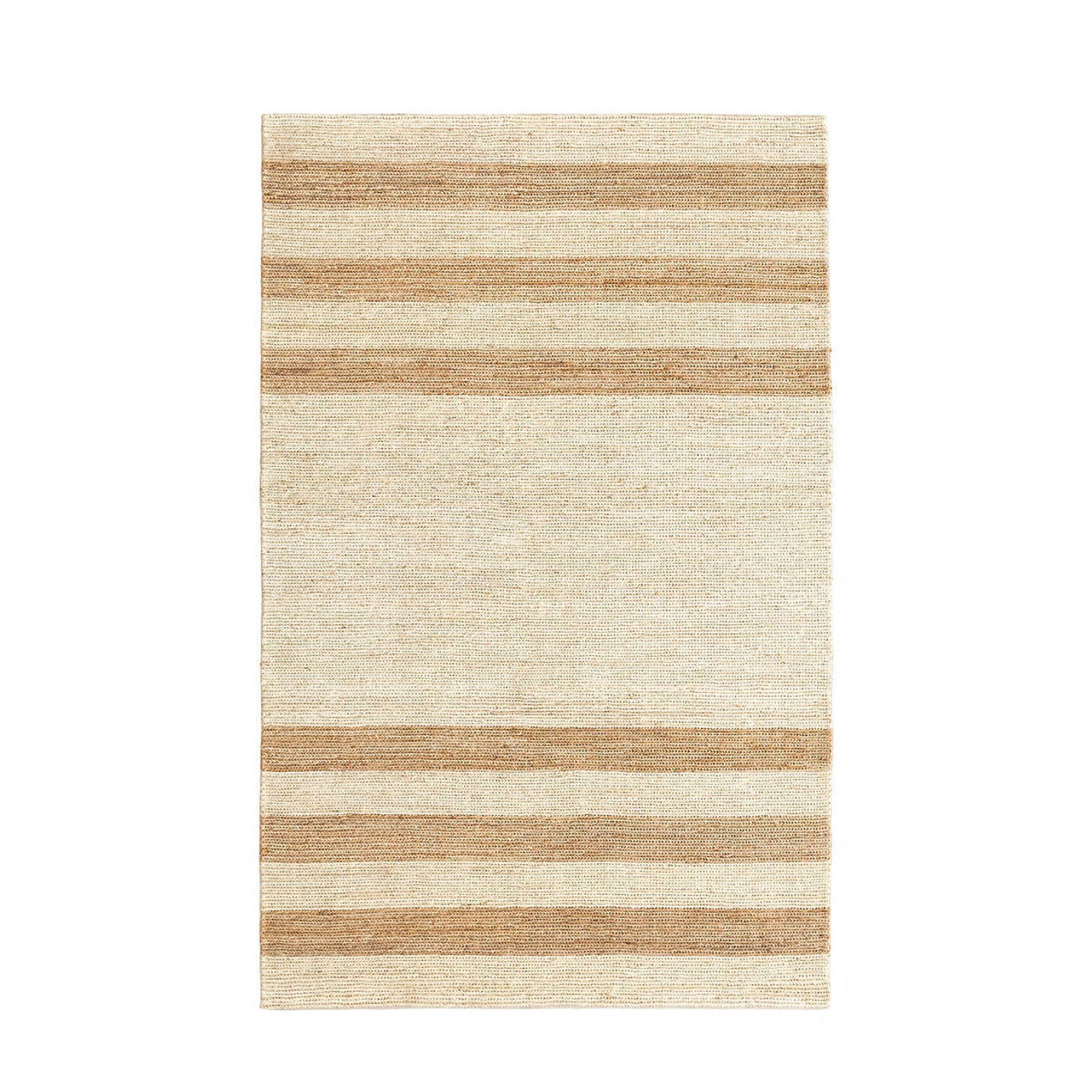 Williams Woven Jute Rug in Natural
