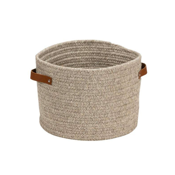Willow Basket in Grey