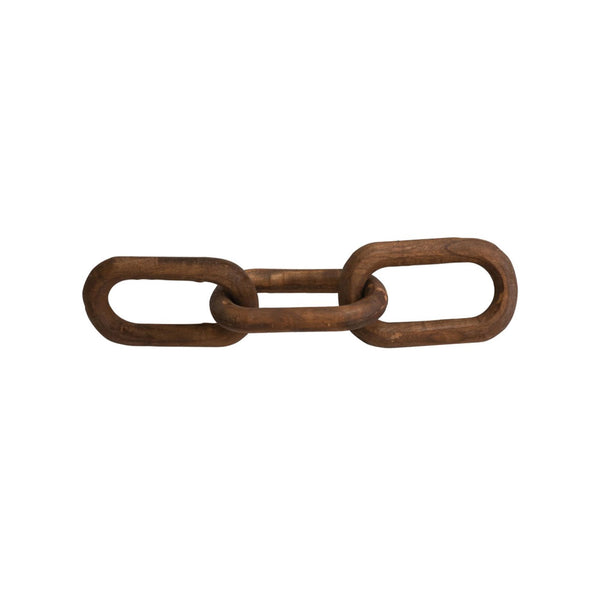 Wooden Chain Link
