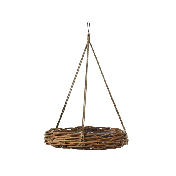 Woven Hanging Planter