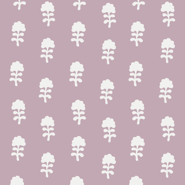 Birdie Fabric in Lilac