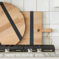 Rectangle Two Toned Chopping Board