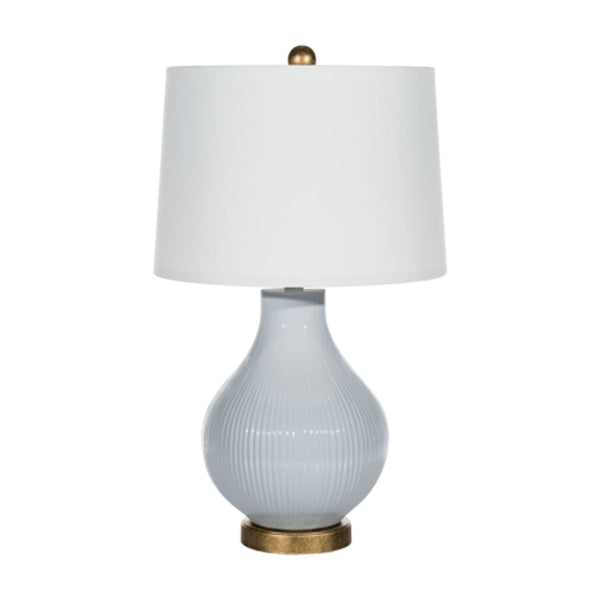 Emma Lamp in Cloud Blue