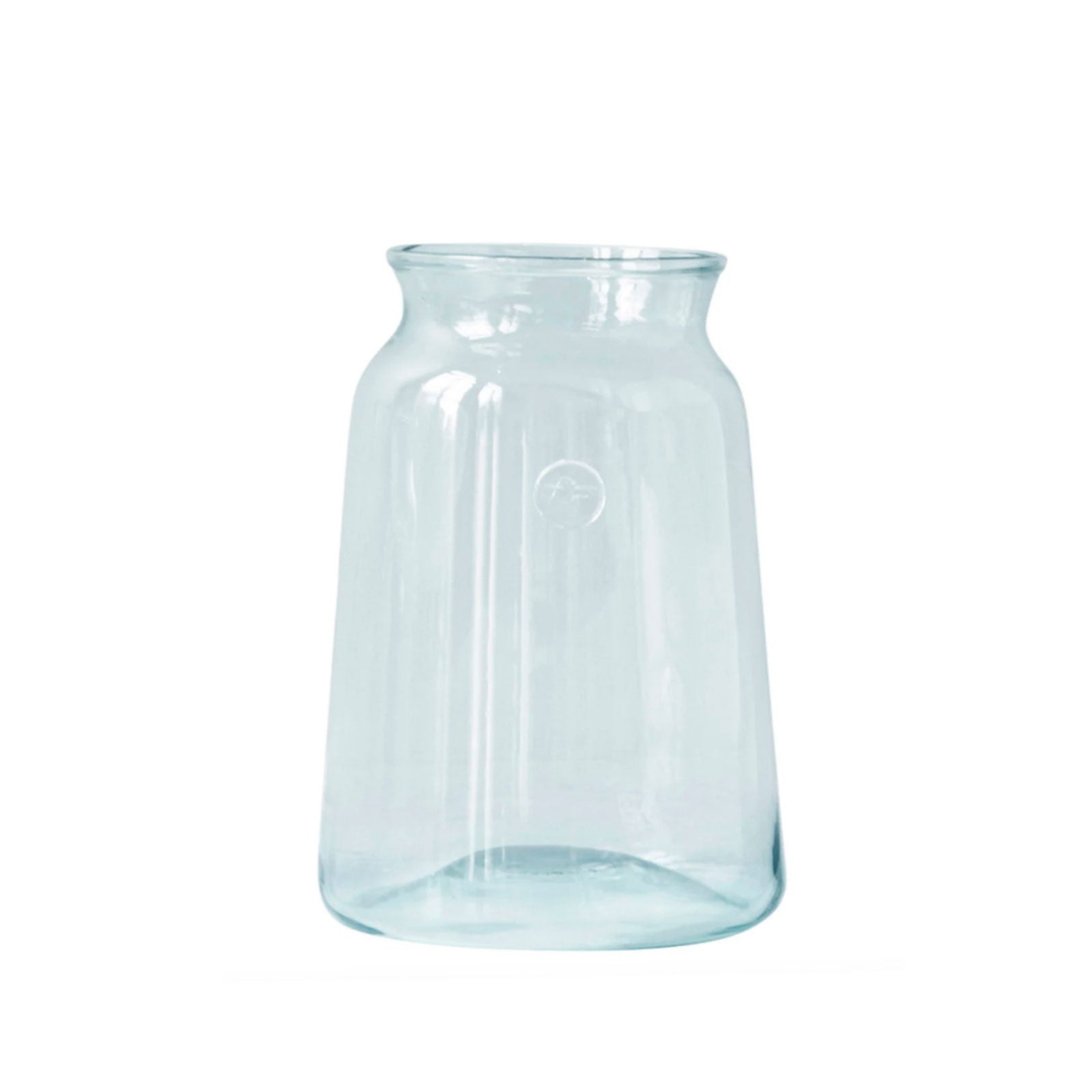 Medium Glass Bee Jar