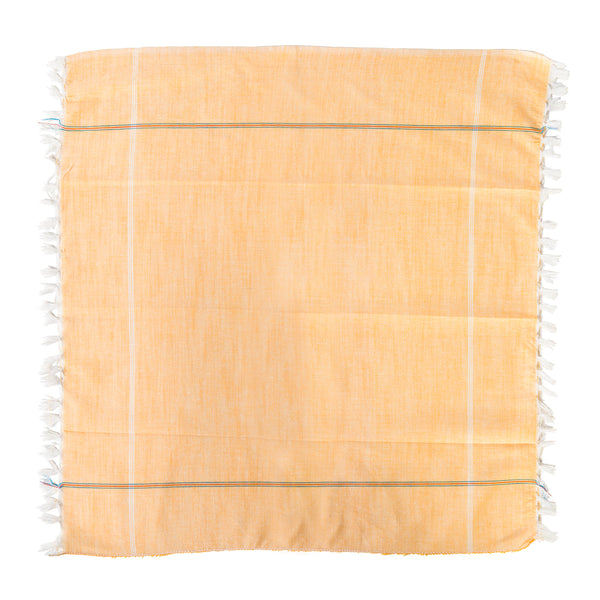 Vintage Indian Hand Towel - Honey