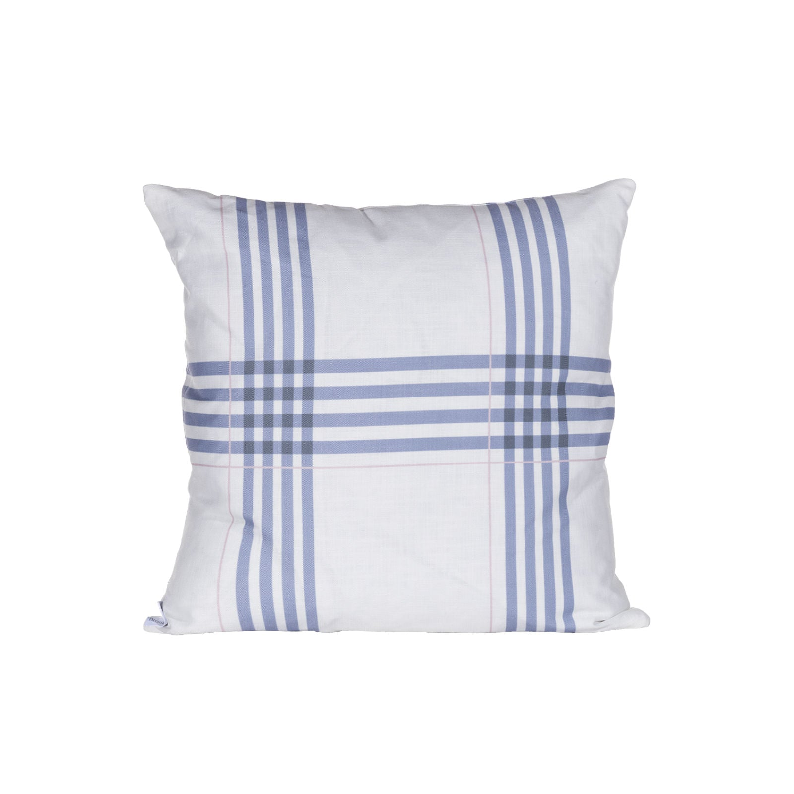 Johnnie Pillow in Periwinkle no. 1