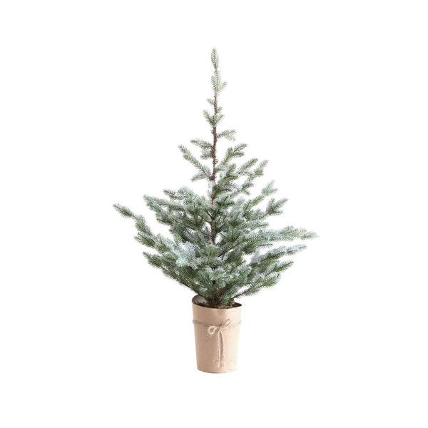 Large Paper Potted Tree