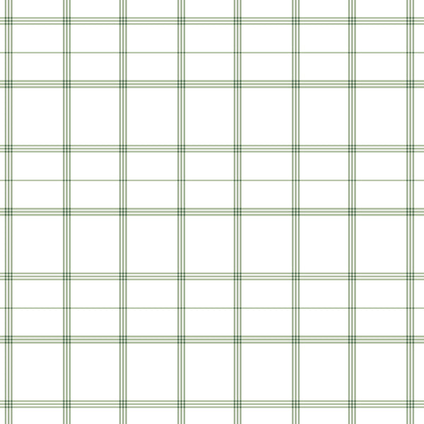 Linden Plaid Fabric in Sage