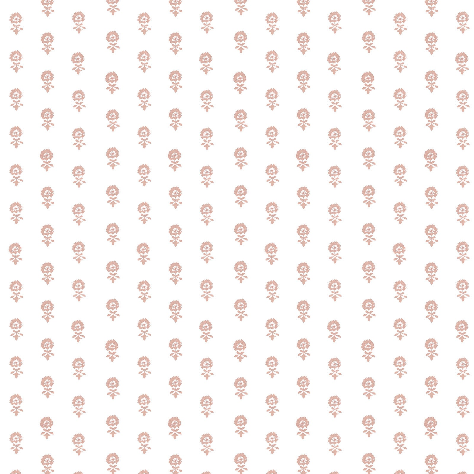 Lyla Fabric in Soft Coral