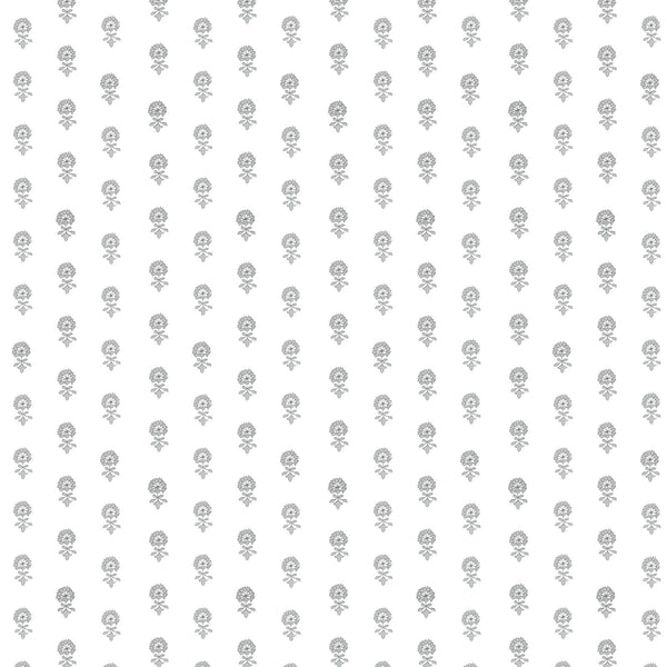 Lyla Fabric in Stone Grey