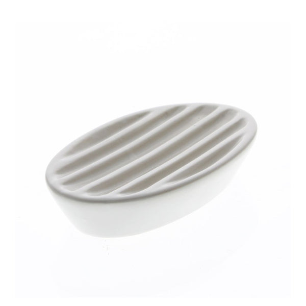 Oval Ceramic Soap Dish
