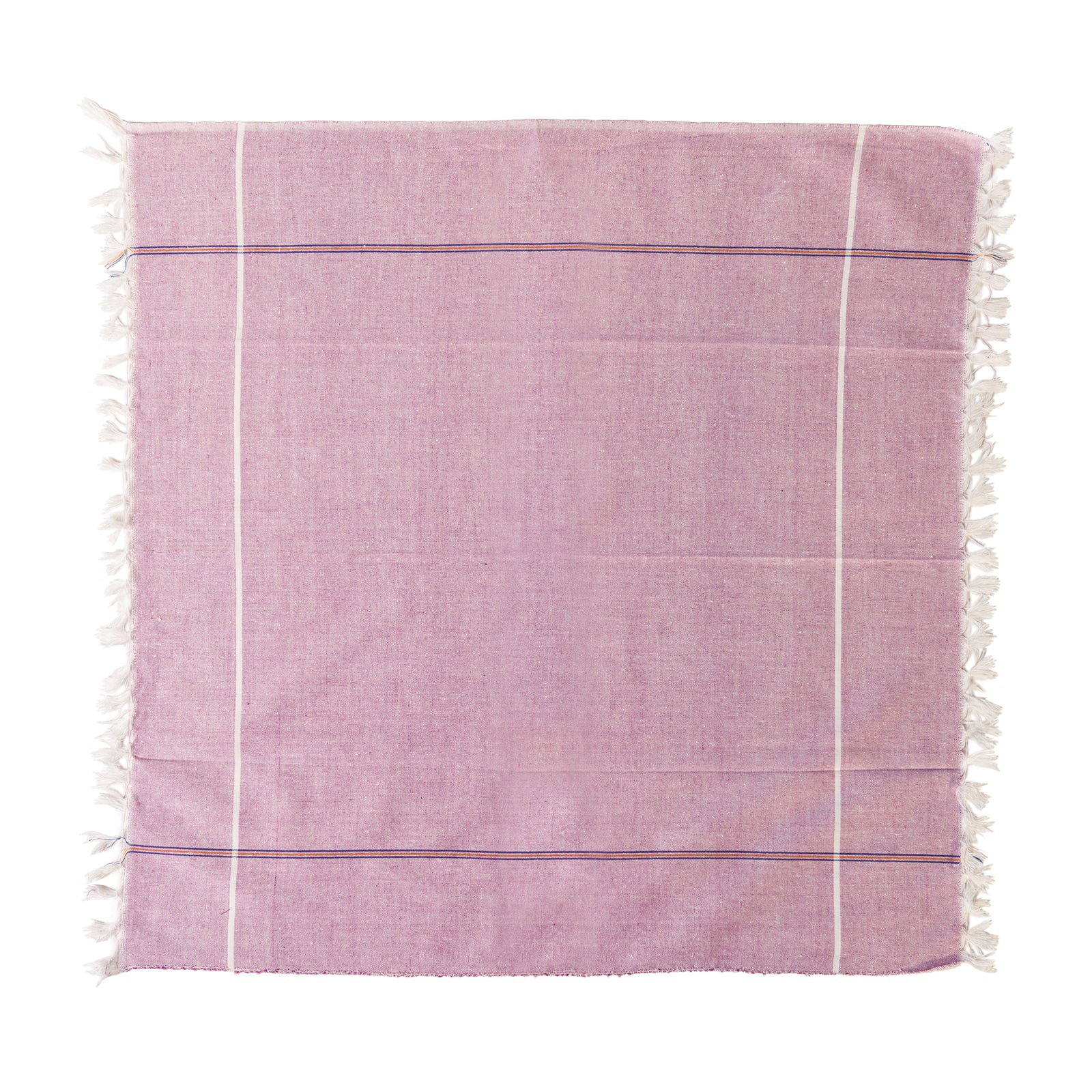 Indian Hand Towel in Plum