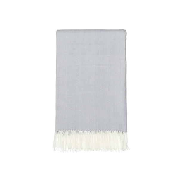 Gemma Throw in Soft Grey