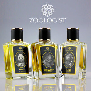 Zoologist Perfumes Launches Unique Line of Animal-Inspired Perfumes: Beaver, Panda and Rhinoceros