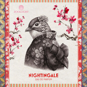 An Interview with Toomo Inaba, the perfumer of Zoologist's Nightingale