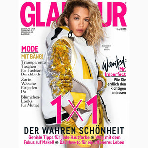 Print Press: Glamour Germany, May 2018